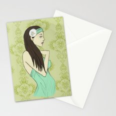 Princesas Stationery Cards