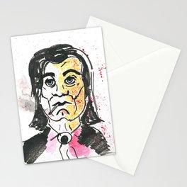 Vincent Vega Stationery Cards