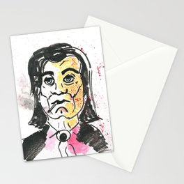 Vincent Vega Stationery Cards