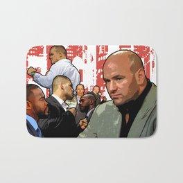 UFC Fight Empire Bath Mat