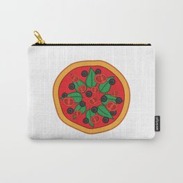 Vegan pizza Carry-All Pouch