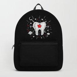 Molar Imagery | Dentistry Backpack
