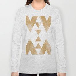 MOON MUSTARD Long Sleeve T-shirt