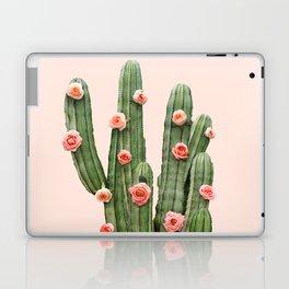 CACTUS AND ROSES Laptop & iPad Skin