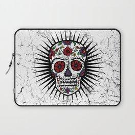 Sugar Skull Star Laptop Sleeve