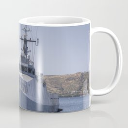 Turkish Navy Tuzla Class Patrol Boat Coffee Mug