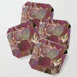 Purple Cactus Coaster