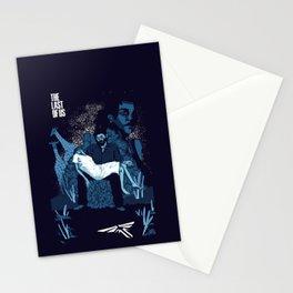 The Last of Us Pietà Stationery Cards