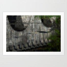 Northboro Aquaduct  #5 Art Print