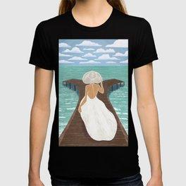 Maldives Pier T-shirt