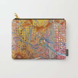 Summer Gold Carry-All Pouch