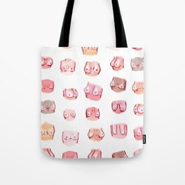 summer tits Tote Bag