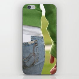 Butt iPhone Skin