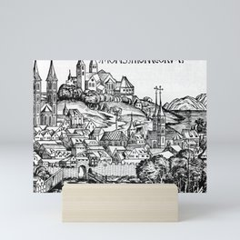 BAMBERGA 2 Mini Art Print