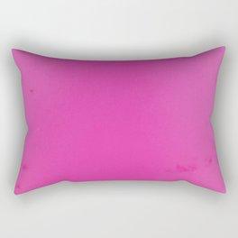 That Chick from Fuschia Rectangular Pillow