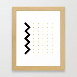 Petta Framed Art Print