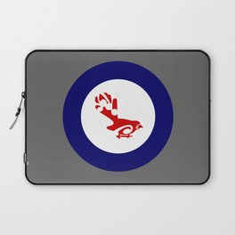 Fantail Air Force Roundel Laptop Sleeve