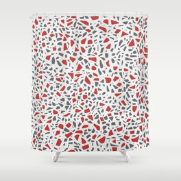 Terrazzo AFE_T2019_S12_3 Shower Curtain
