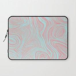 Pink oil spills Laptop Sleeve
