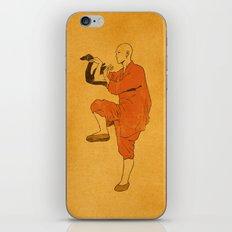 Shadow Kung Fu iPhone & iPod Skin