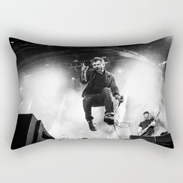 Damon Albarn (Blur) - I Rectangular Pillow