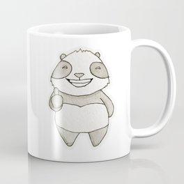Panda Thumbs Up Coffee Mug