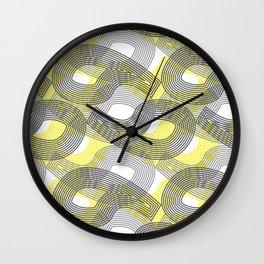 comma Wall Clock