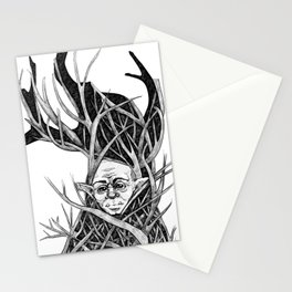 Tree Troll Faerie Stationery Cards
