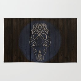 Deer Shield Rug