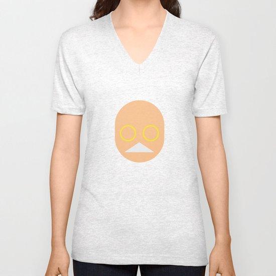 FC - Gandhi Unisex V-Neck