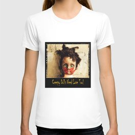 Creepy Doll T-shirt
