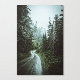 Moody Drives Canvas Print