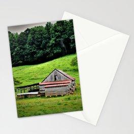 Abandoned Farmhouse Stationery Cards