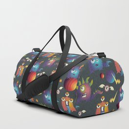 Monster in your head Duffle Bag