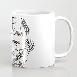 True Friends Are Always Together In Spirit Coffee Mug