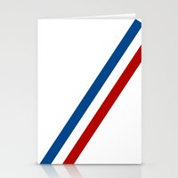f1 Stationery Cards featuring James Hunt Hesketh F1 by Krakenspirit