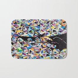 SYLVESTER/ CUBES Bath Mat
