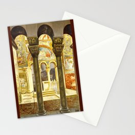 Vintage Ravenna Italy Travel Stationery Cards