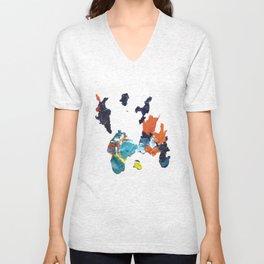 paint shirt Unisex V-Neck