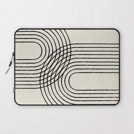 Arch duo 2 Mid century modern Laptop Sleeve