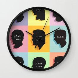 greendale 9 Wall Clock