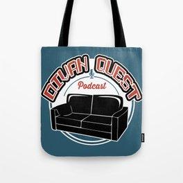 DivanQuest (grunge) Tote Bag