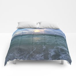 Miramar Sunrise Comforters