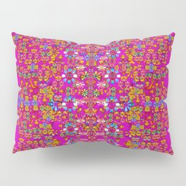 lianas of excotic in florals decorative tropical paradise style Pillow Sham
