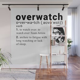 Felicity Smoak - Codename Wall Mural
