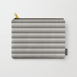 Simple striped pattern. 2 Carry-All Pouch