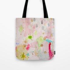 Celestial Pink Tote Bag