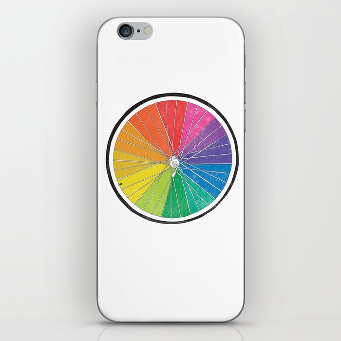 Color Wheel (Society6 Edition) iPhone Skin