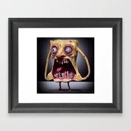 Spongebob Framed Art Print