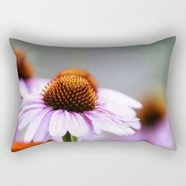 Pink Daisy Rectangular Pillow